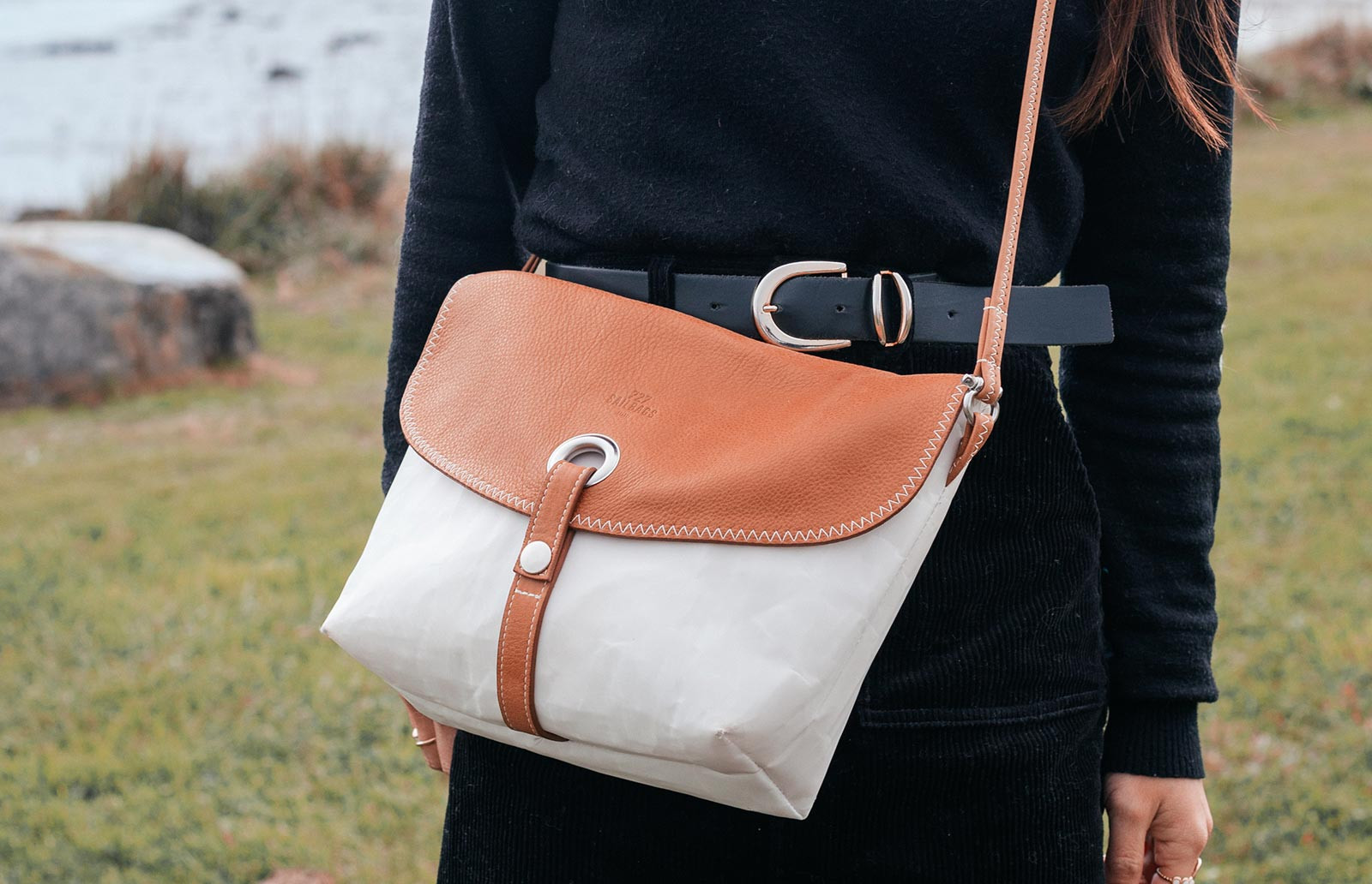 727Sailbags satchels made of recycled sailcloth