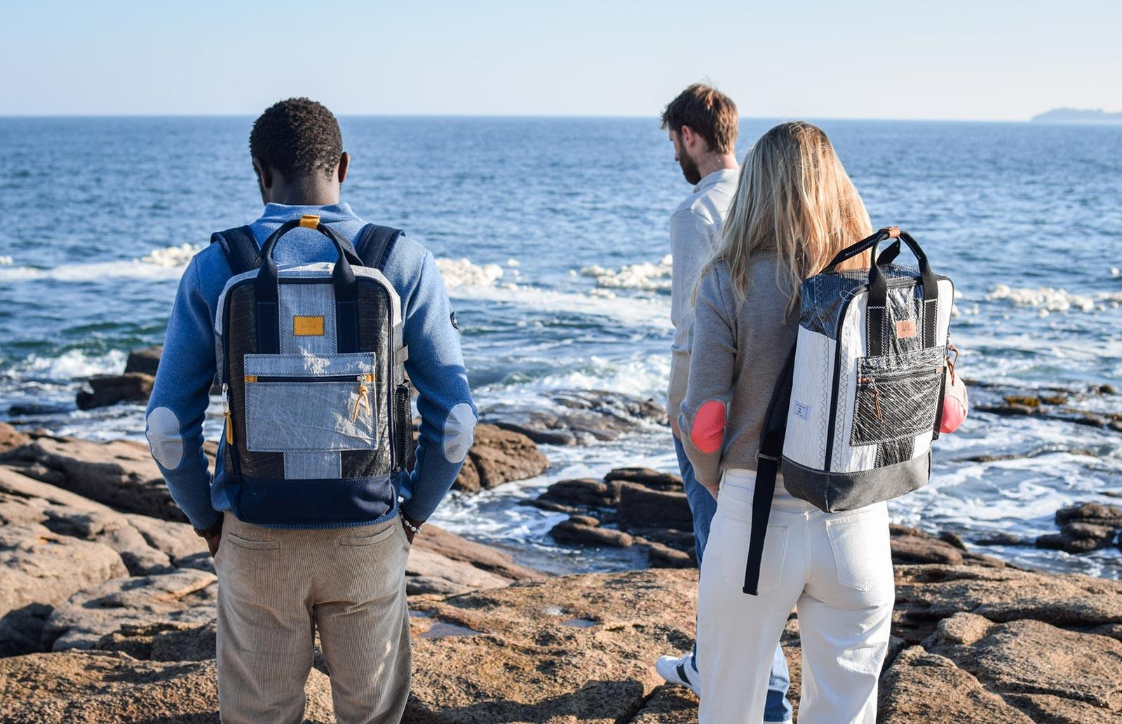 The Wally Backpacks